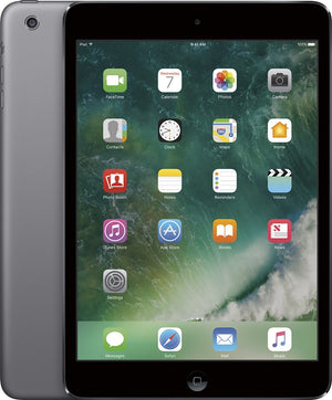 "Apple iPad mini 2 Tablet (7.9"" Retina, Wi-Fi, 16GB) Space Gray ME276LL/A A1489 - Coretek Computers"