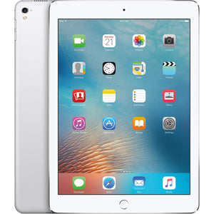 "Apple iPad Pro 9.7"" 128GB Wi-Fi A1673 MLMW2LL/A - Silver"