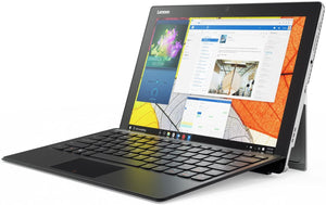 "Lenovo IdeaPad Miix 510 2-in-1 Tablet w/ Detachable Keyboard - 12.2"" IPS TouchScreen 1920x1200, Intel Core i5-6200U, 8GB RAM, 256GB SSD, WebCam, Win 10 Pro"