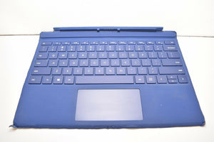 Microsoft 1735 Keyboard Cover Blue for Surface Pro 3 4 5 6 - Coretek Computers