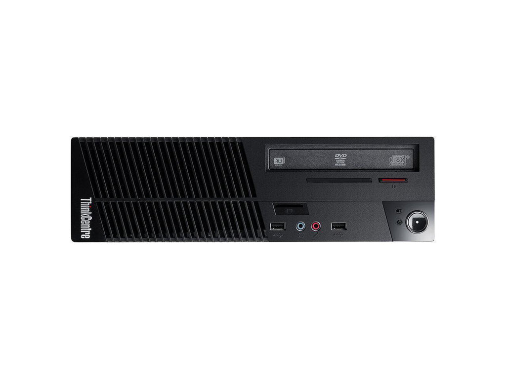 Lenovo ThinkCentre M73 SFF - 4th Gen Intel Core i3-4130 3.40GHz, WiFi, DVDRW, Windows 10 Professional, Keyboard & Mouse - Coretek Computers