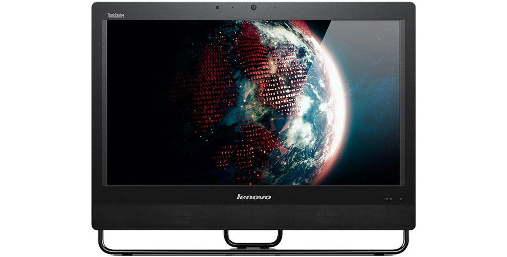 "Lenovo ThinkCentre AIO M93Z 23"" 1920x1080 Full HD All-In-One PC, Intel Core i5-4570s 2.9GHz, 8GB RAM, 500GB HDD, WiFi, DVDRW, Win-10 Pro x64 - Coretek Computers"