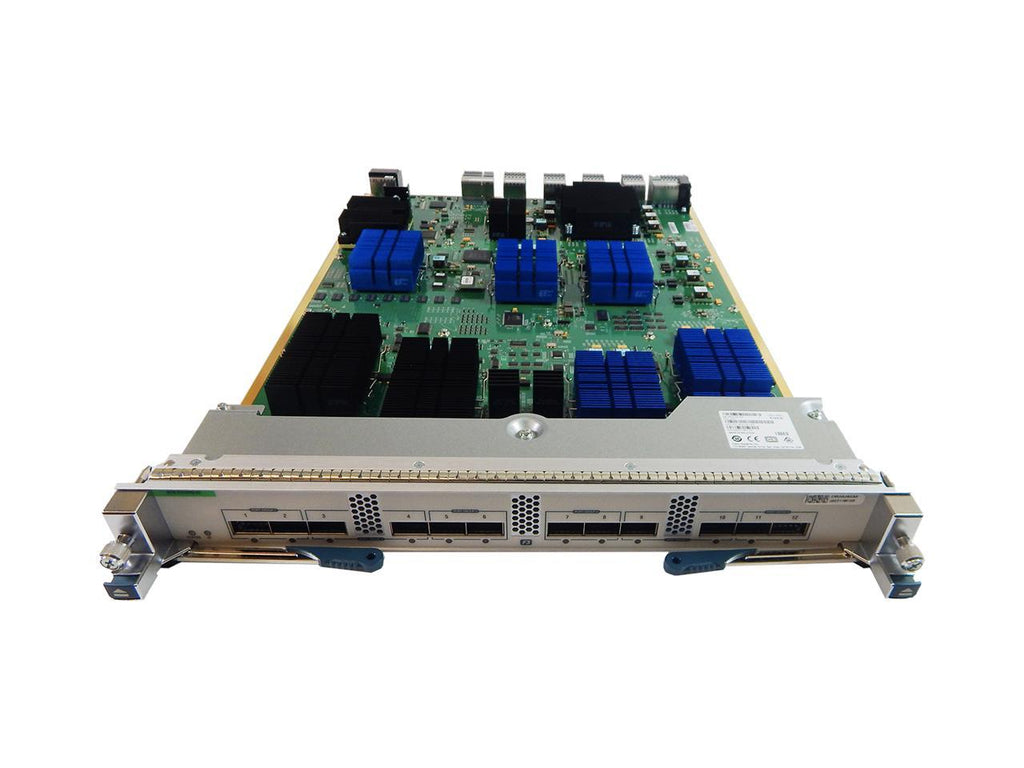 Cisco Nexus 7000 F3 Series 12 Port 40GBE (QSFP) N7K-F312FQ-25 V01 Ethernet Module QSFP+