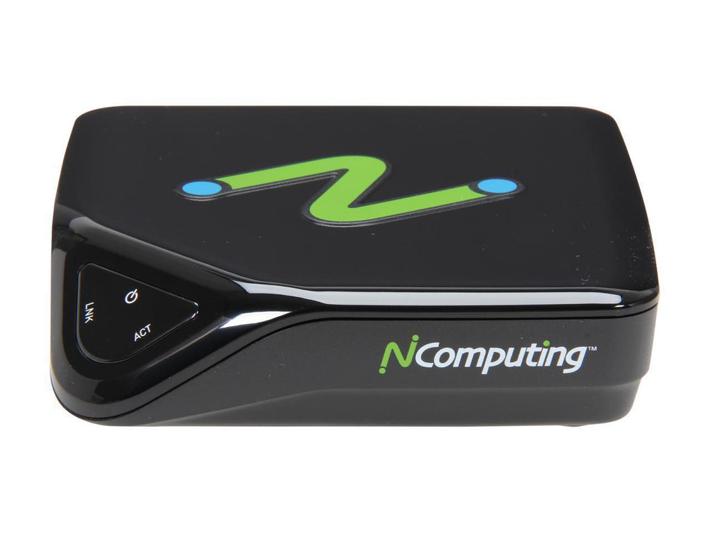 NComputing L300 Virtual Thin Client System for Windows and Linux VDI Solution (REFURBISHED) - Coretek Computers