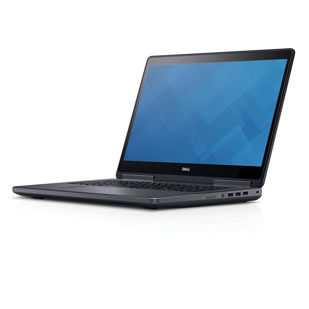 "Dell Precision 7710 17.3"" UltraSharp FHD IPS (1920 x1080) - Intel Core i7-6820HQ (up to 3.60GHz), 16GB DDR4, 512GB SSD, AMD FirePro W5170M 2GB, WebCam, 802.11ac+BT, Thunderbolt 3, Win 10 Pro - Coretek Computers"