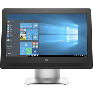 "HP AIO ProOne 400 G2 20"" All-in-One Computer - Core i3-6300 3.80GHz, 8GB RAM, 128GB SSD, Webcam, WIFi+BT, Win 10 Pro, USB Keyboard & Mouse"