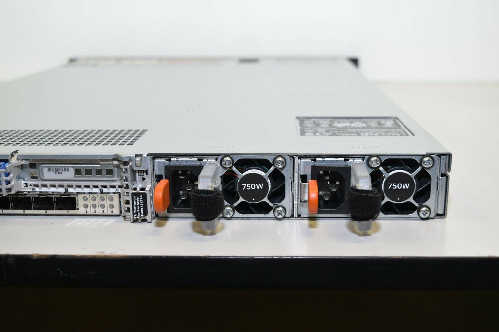 Dell PowerEdge R620 Server - 2x Intel Xeon Processors E5-2667 v2 25M Cache, 3.30GHz, 128GB RDIMM, PERC H710P - Rails, Faceplate, and Power Cables Included - Coretek Computers