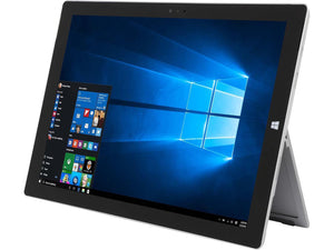 "Microsoft Surface Pro 3 12"" Touchscreen Tablet - Intel Core i3-4020Y 4GB RAM 64GB SSD 2160 x 1440 Windows 10 Pro"