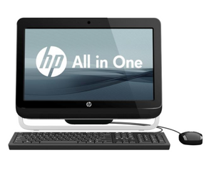 "HP All-in-One 3420 Pro 20"" HD+ (1600x900) AIO Computer - Core i3 3.30GHz, 8GB RAM, 128GB SSD, WebCam, Win 10 Pro, USB Keyboard & Mouse"