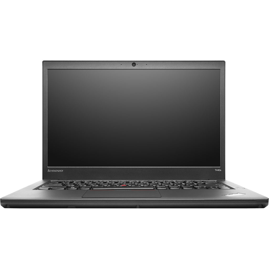 "Lenovo Thinkpad T440S 14"" UltraBook - Intel Core I5-4200U 8GB RAM 128GB SSD Webcam Windows 10 Pro - Coretek Computers"