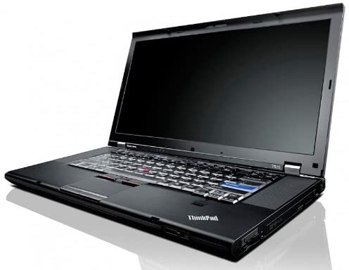 "Lenovo Thinkpad T520 15.6"" Laptop - Intel Core i7 2.8GHz Processor, 8GB RAM, SSD, DVDRW, Windows 10 Professional"