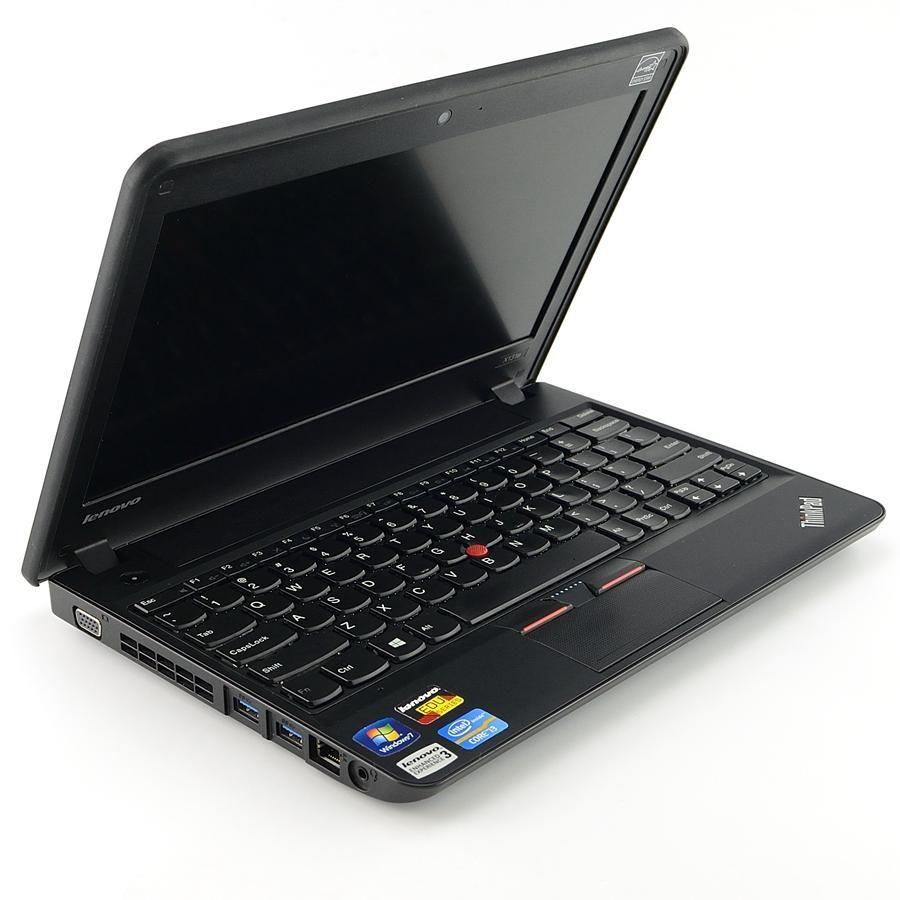 "Lenovo ThinkPad X Series X131e 11.6"" LED Notebook - AMD Fusion E-300 1.30GHz CPU, 4GB Memory, 320GB HDD, WebCam, Windows 10 Home - Coretek Computers"