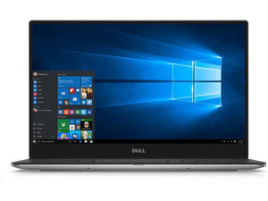 "Dell XPS 13 9350 Laptop - 13.3"" InfinityEdge FHD 1080p Display, Intel Core i5-6200u, 8GB RAM, 160GB SDD, WebCam, Backlit Keyboard, AC Wireless+BT 4.2, Windows 10 Pro"
