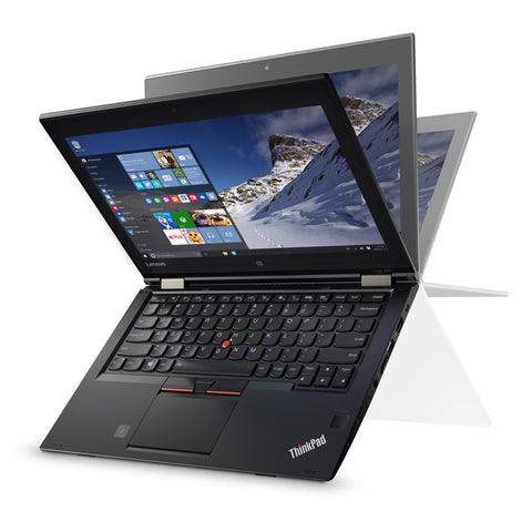 "Lenovo ThinkPad Yoga 260 Business 2-in-1 Ultrabook, 12.5"" Touchscreen, 6th Gen Core i3-6100U, WebCam, Fingerprint Reader, Win 10 Home, Grade B"