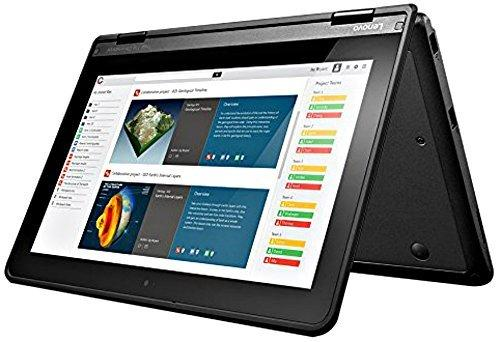 "Lenovo ThinkPad Yoga 11E 11.6"" Touchscreen Chromebook Quad-Core 1.83GHz 4GB 16GB - Coretek Computers"