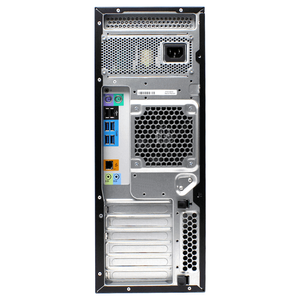HP Z440 Workstation - Intel Xeon Quad Core E5-1603 v3 2.8GHz, 16GB DDR4, Firepro W2100 2GB Video, Win 10 Pro, Keyboard & Mouse - Coretek Computers