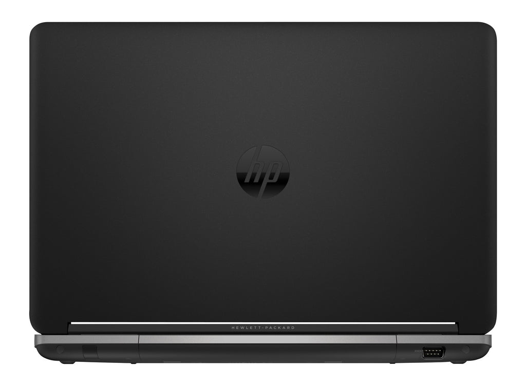 "HP ProBook 650 G1 15.6"" Laptop Core i3-4030U 1.9GHz, 8GB Ram, 120GB SSD, Webcam, Win 10 Pro - Coretek Computers"