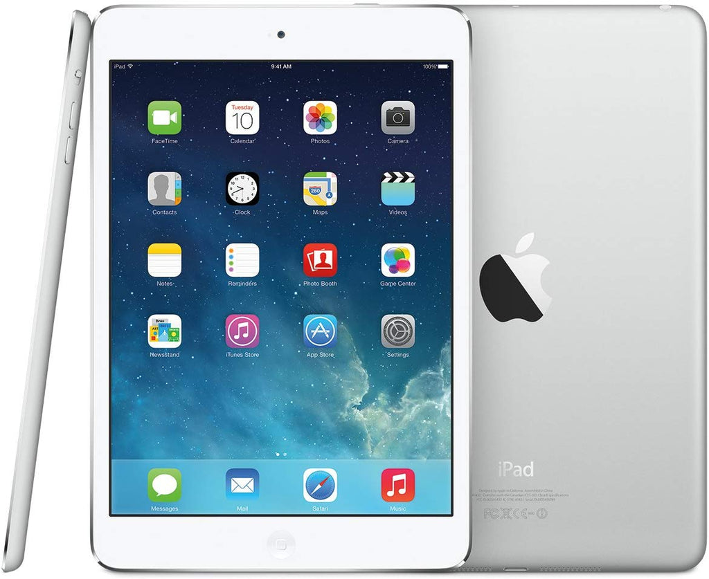 Apple iPad Mini Silver 32GB Wi-Fi + 4G A1455 MD544LL/A Unlocked 1st Gen - Coretek Computers