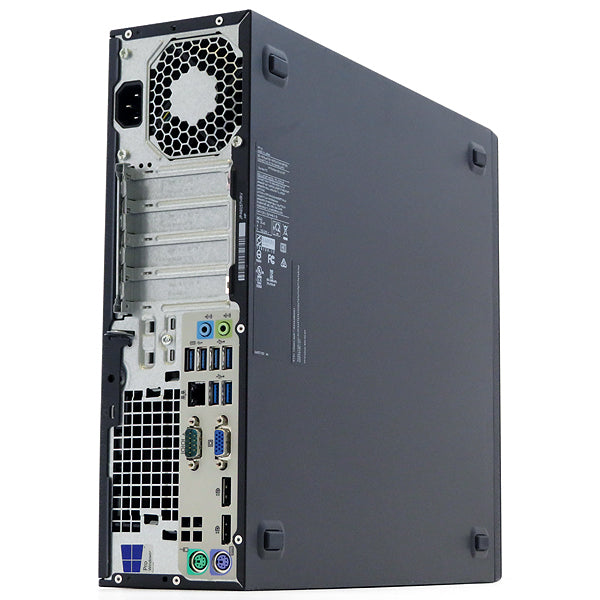 HP ProDesk 600 G2 SFF Computer - 6th gen Intel Core i5-6600, 8GB RAM, Windows 10 Pro - Coretek Computers