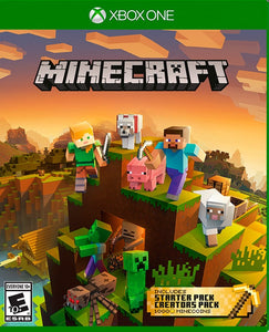 Microsoft 44Z-00132 Videojuego Xbox One - Minecraft Master Collection