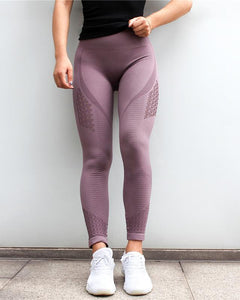 Power Seamless High Waist Leggings | BlissBabe