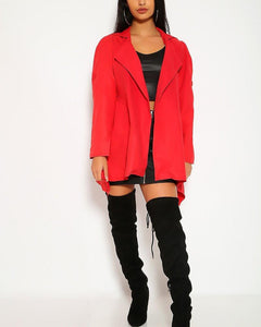 Corinne Jacket - Red