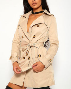 Evelyn Trench Coat