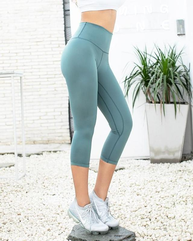 Flex Yoga Capri Pants | BlissBabe