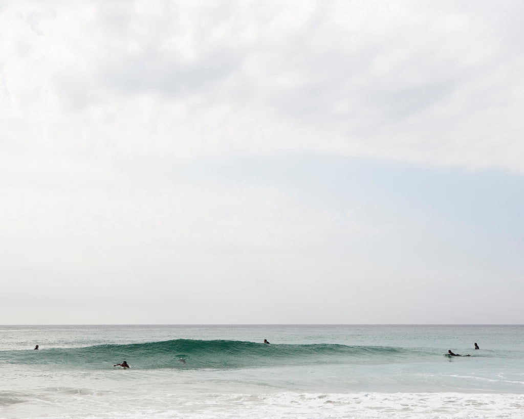 Print Surfers, Tallow Beach, Byron Bay