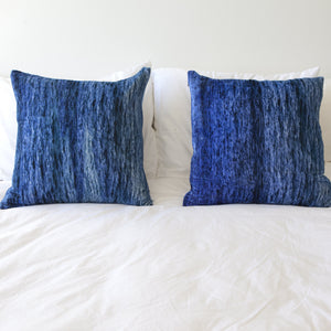 Cushion Velvet Ripples