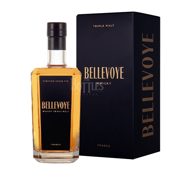 Bellevoye Noir Triple Malt Whisky