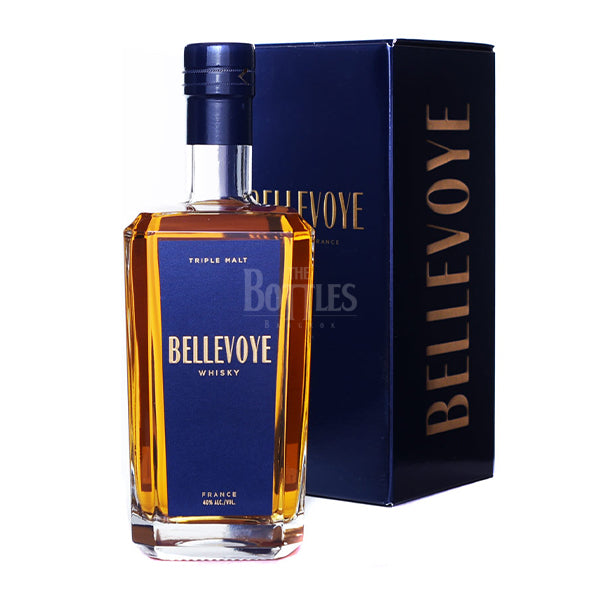 Bellevoye Bleu Triple Malt Whisky