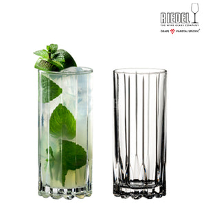 RIEDEL DRINK SPECIFIC HIGHBALL 2 GLASSES