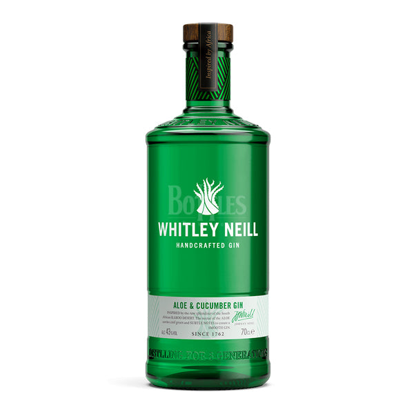 Whitley Neill Aloe And Cucumber Gin