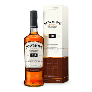 Bowmore 18 Years
