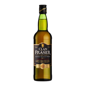 Clan Fraser Blended Whiskey