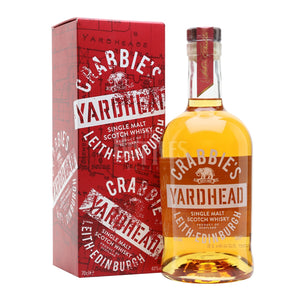 Crabbie yardhead single malt