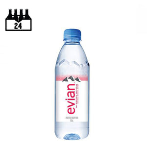 Evian Mineral Water 500ml x 24 Bottles
