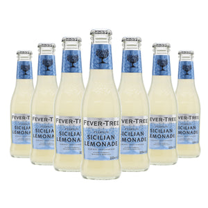 (24 Bottles) Fever Tree Sicilian Lemonade