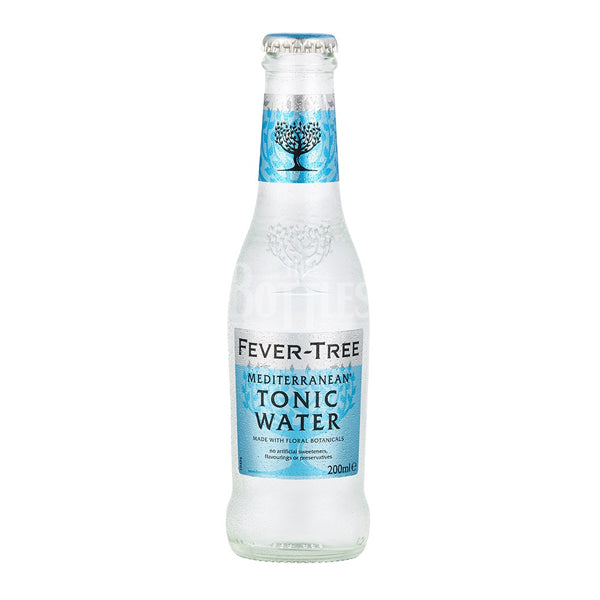 (24 Bottles) Fever Tree Mediterranean Tonic