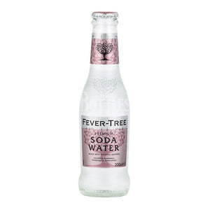 (24 Bottles) Fever Tree Soda Water