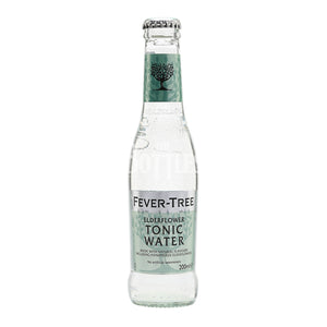 (24 Bottles) Fever Tree Elderflower Tonic