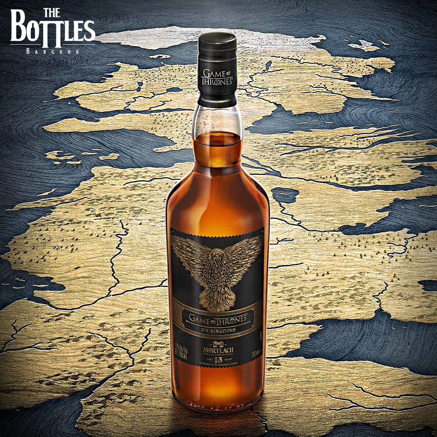 Mortlach 15 Years Game of Thrones Six Kingdoms Edition