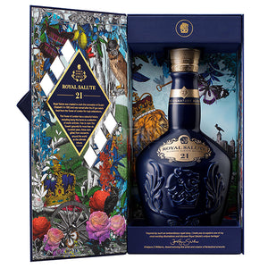 Royal Salute 21 Years The Signature Blend