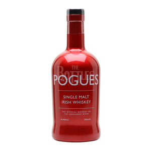 (Free A Glass) The Pogues Single Malt Irish Whiskey