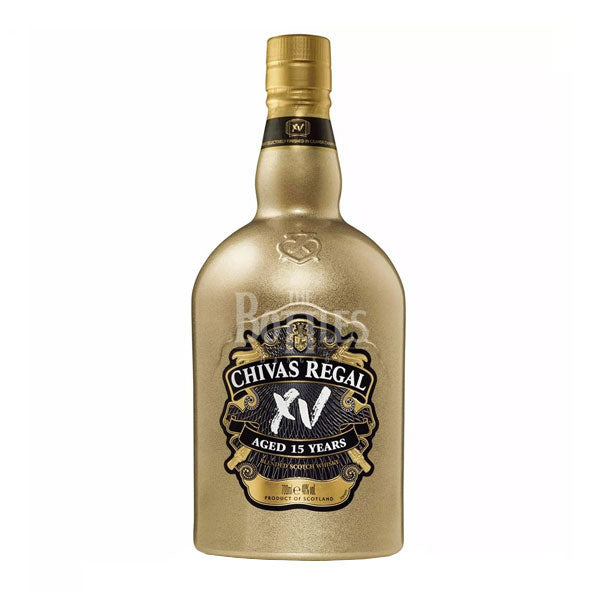 Chivas Regal XV Gold