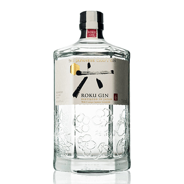 The Japanese Craft Roku Gin