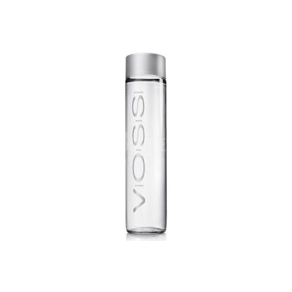 (24 Bottles) Voss Still Water 375 ML