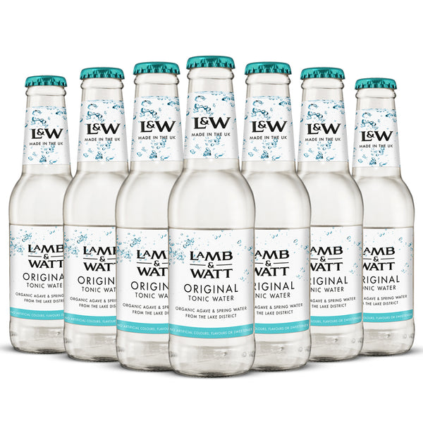 (12 Bottles) LAMB & WATT Original