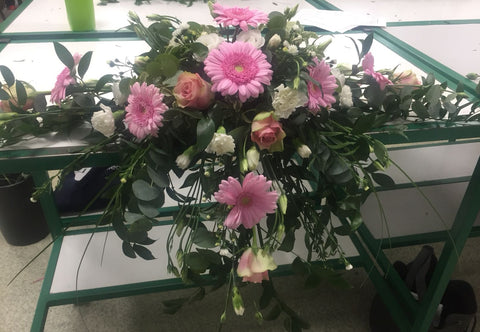 Wedding Front Table Centrepiece